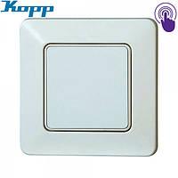 Электронный сенсорный диммер KOPP 40-400W/VA белый