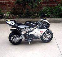 Детский спортивный мотоцикл HL-G29E 250W 24V черный