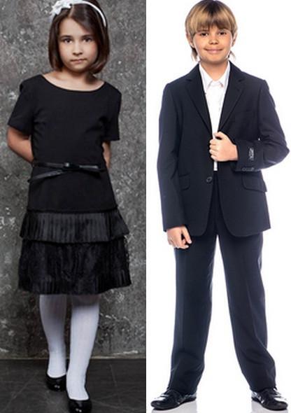 Детские брюки и юбки
