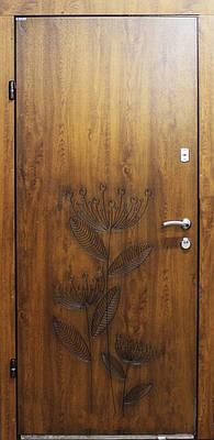 Входные двери из МДФ