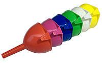 Лейки для бутылки (85мм) пластиковые