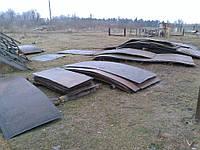 Листовая сталь 5 мм б/у