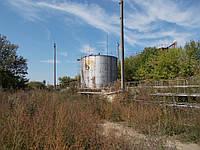 Резервуар стальной вертикальный РВС 300 м³ для воды