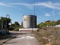 Резервуар стальной вертикальный РВС 400 м³ для воды