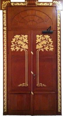 Изготовление индивидуальных межкомнатных дверей