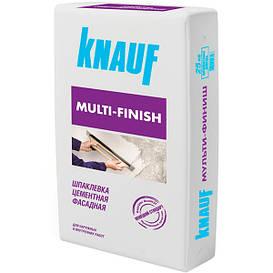 Мультифиниш (Multifinish) Knauf штукатурка гипсовая 25 кг