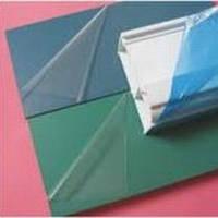 Защитные пленки для алюминиевого профиля