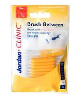 Ёршик Jordan Clinic Brush Between L 10 шт