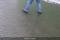 Плитка тротуарная Серая (Двойное Т)