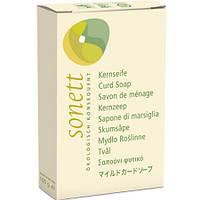 Органическое нейтральное твердое мыло Sonett 100 г