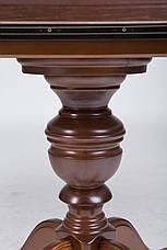 Стол обеденный раскладной Триумф Микс мебель, цвет орех рустикаль, фото 3