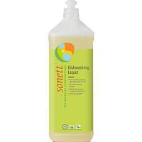 Органическое концентрированное средство Sonett для ручного мытья посуды 1 л