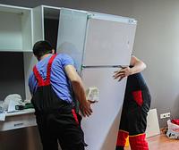 Установка и подключение нового холодильника