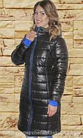 Пальто женское зимнее стеганое