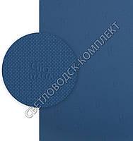 ГТО, GTO Itallia 023 (Bissell), р. 380*570*1.2 мм, цв. синий - резина подметочная/профилактика листовая