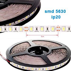 светодиодная лента ip20 на 60 диодов