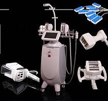Аппарат Velashape 800f Velaslim Велашейп + Криолиполиз + Холодный лазерный липолиз, Рф лифтинг