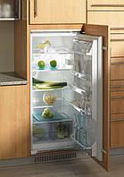Демонтаж, монтаж встроенного в мебель холодильника