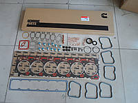 Верхний комплект прокладок к экскаватору Hidromek HMK 220LC-2 Cummins 6BT5.9-C