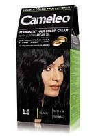 Краска для волос CAMELEO с маслом Арганы № 1.0 Черный