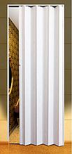 Межкомнатные двери гармошка ПВХ (2,03*0,81 м) 6 мм