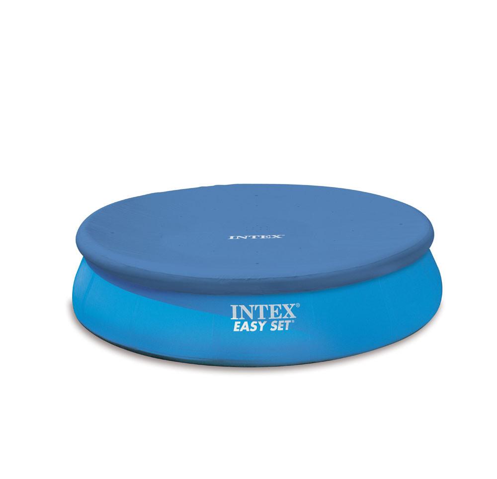 Тент защитный для надувных бассейнов Intex 28021 до 305см.