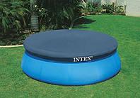 Тент защитный для надувных бассейнов Intex 28022 до 366см.