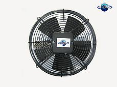 Осевой промышленный вентилятор Турбовент Сигма 300, фото 3