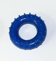 Эспандер кистевой силиконовый с шипами (усилие 30 кг)