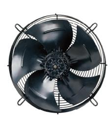 Осевой промышленный вентилятор Турбовент Сигма 350, фото 2