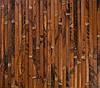 Бамбуковые обои  черепаховые коричневые, ширина 200 см.