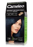 Краска для волос CAMELEO с маслом Арганы № 2.0 Сине черный