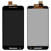 Дисплей (экран) для телефона LG Nexus 5X Google H791 + Touchscreen Original Black