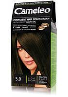 Краска для волос CAMELEO с маслом Арганы № 5.0 Светлый каштан
