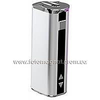 Бокс-Мод Eleaf iStick 30W, Silver ЕС-040 (батарейный мод)