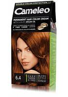 Краска для волос CAMELEO с маслом Арганы № 6.4 Темный медный блондин
