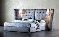 Ліжко ANGLE від фабрики FLOU