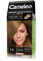 Краска для волос CAMELEO с маслом Арганы № 7.0 Средний блондин