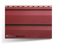 Сайдинг акриловый «Канада плюс» Премиум. 3660.0, 20, Красный, 16.84, Украина, 1.22, 230.0