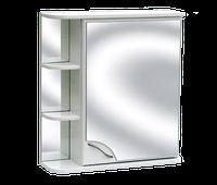 Зеркальный шкаф для ванной комнаты 60 см