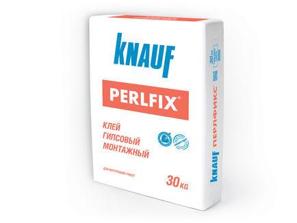 Перлфикс (Perlfix) Кнауф клей для гипсокартона 30 кг