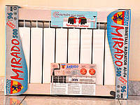 Радиатор биметаллический Mirado 500*96, фото 1