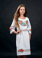 Ексклюзивное и креативное платье вышиванка от мастеров волынского края