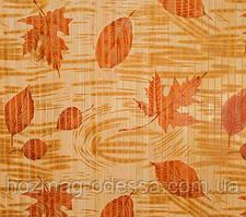 """Бамбуковые обои """"Осень"""", ширина 90см."""