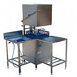 Купольная посудомоечная машина ГРОДТОРГМАШ МПУ-700-01, фото 2