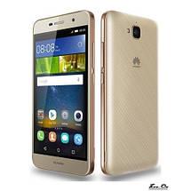 Мобильный телефон Huawei Y6 Pro DualSim Gold, фото 3