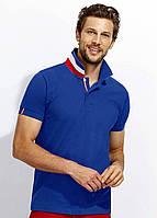 Мужская модная рубашка поло PATRIOT