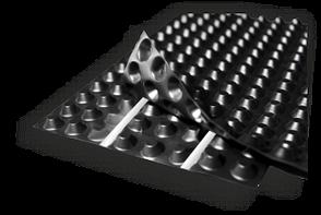 Шиповидная мембрана Ventfol Super 500 (2*20м.п.), фото 2