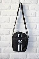 Сумка через плече Adidas мини (Black2)
