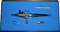 SB-1108A Аэрограф профессиональный двойного действия SUMAKE (дюза 0,2мм)